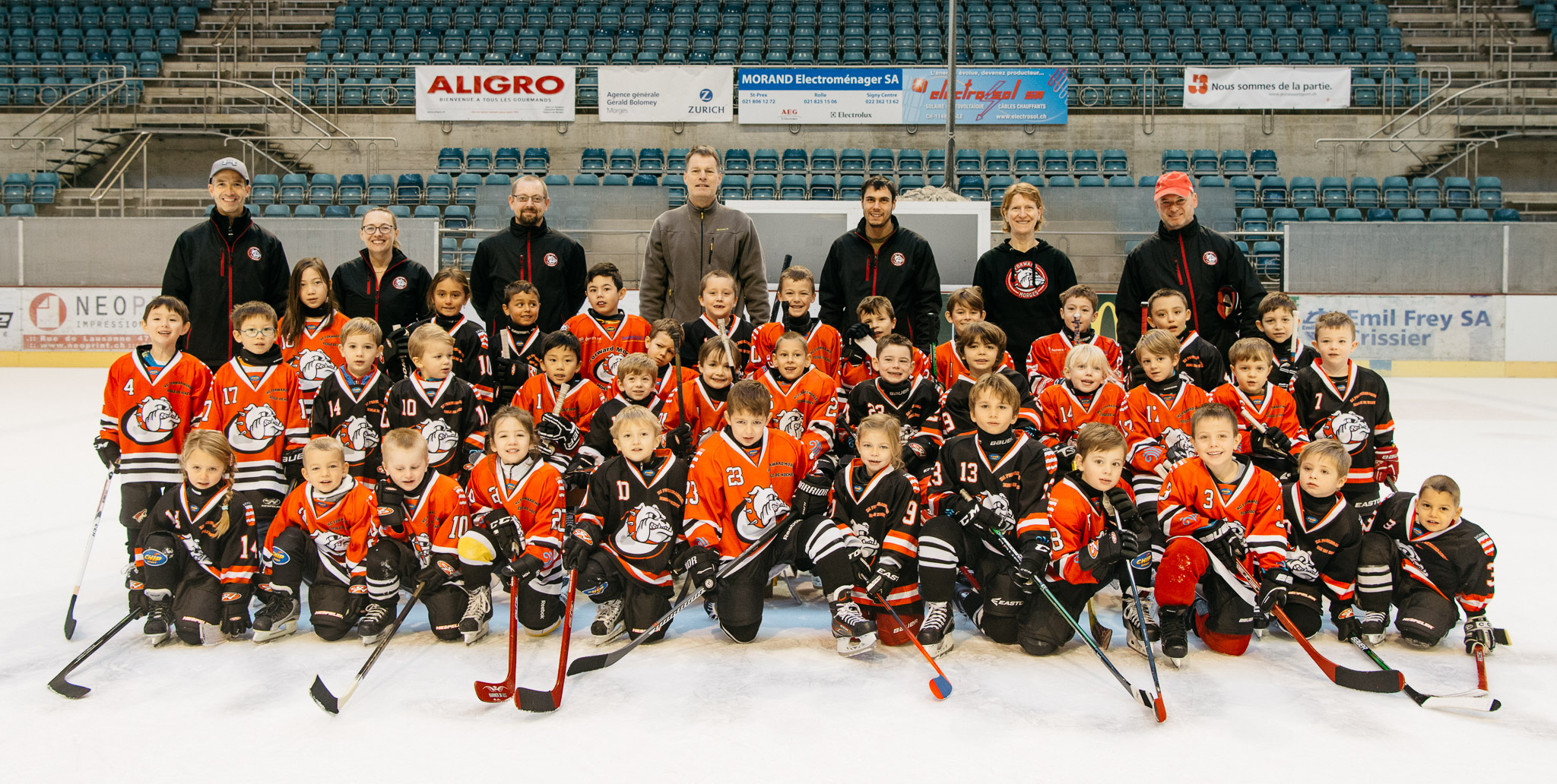 Ecole de hockey Forward Morges